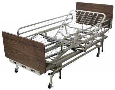 Head and Foot Boards for LTC and Low Beds