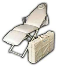Headrest Cushion for the UltraLite Portable Patient Chair