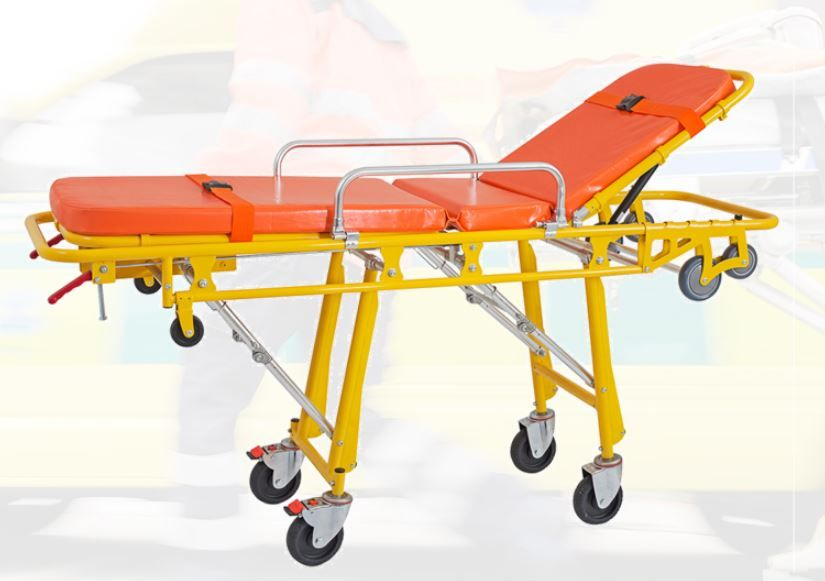 Heavy Duty Aluminum Alloy Ambulance Stretcher