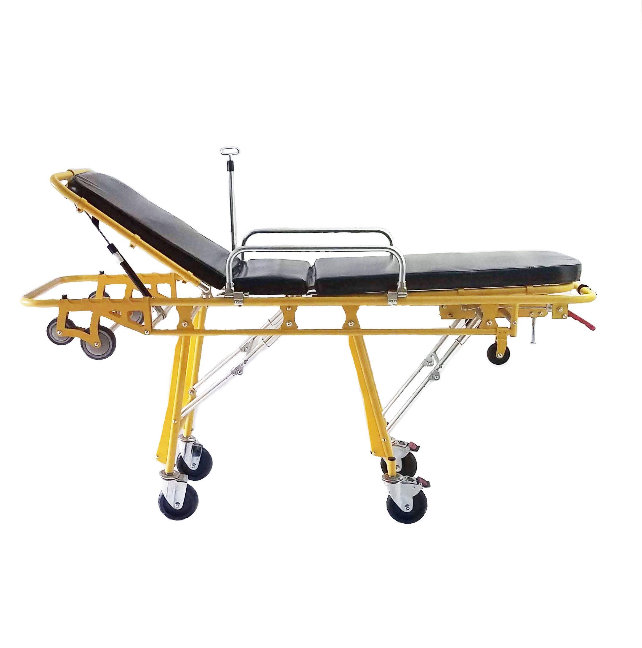 Heavy Duty Aluminum Alloy Ambulance Stretcher