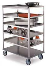 Heavy Duty Multi-Shelf Cart