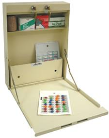 Heavy Gauge Steel Medication Distribution Cabinet