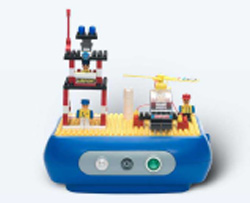 Heliport Building Block Sets