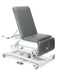 3-Section Hi-Lo Multi-Position Treatment Table