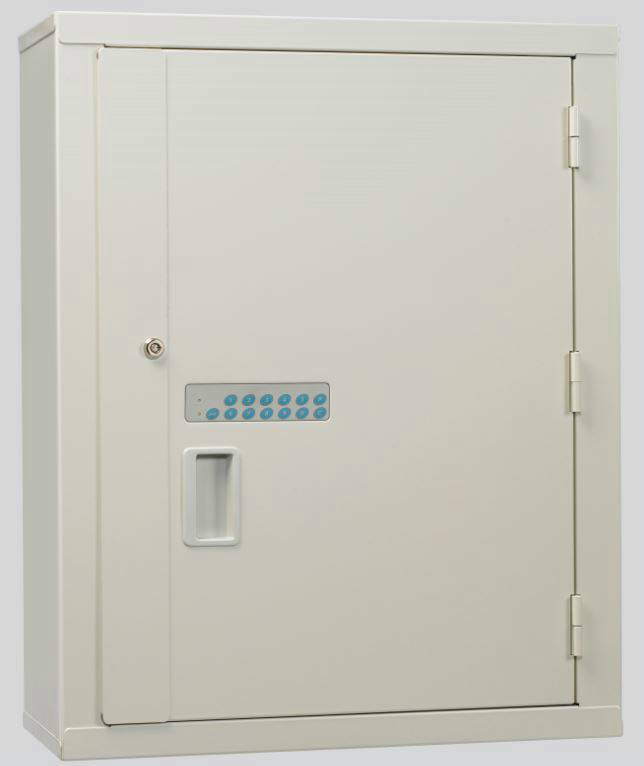 High Security Electronic Medical Cabinet - Large