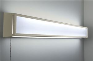 LED Ultra Modern Patient Room Overbed Light