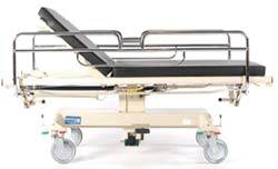 Bariatric Hydraulic Stretcher 28in W x 76in L