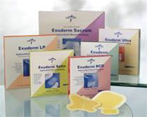 Exuderm Low Profile Hydrocolloid Dressing