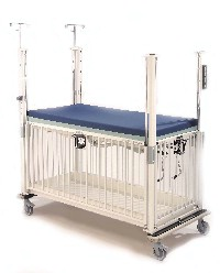 ICU Child Crib w/ Mattress