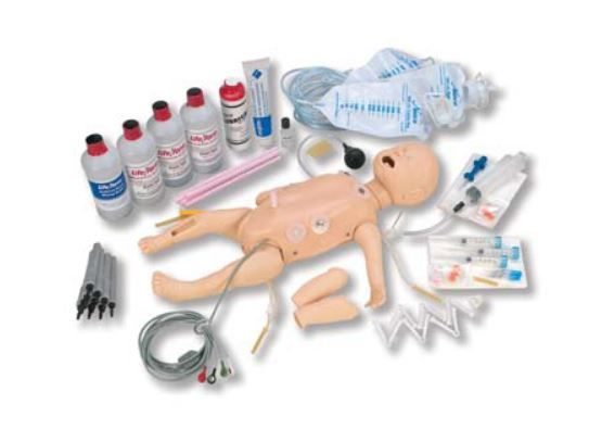 Infant Crisis Training  Manikin