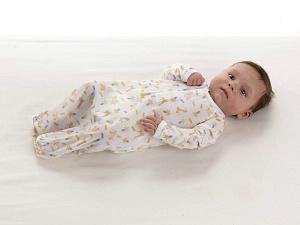 Infant Gowns Mitten Cuffs