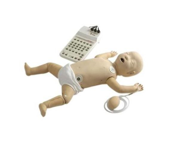 Infant Manikin w/ ECG-Simulator