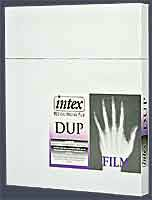 Intex Duplicating Film 8in 10in