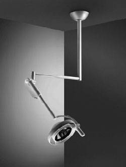 Isis Single Ceiling Mount Minor Surgery Light