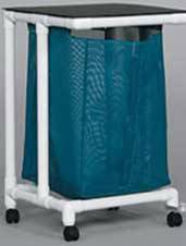 PVC X-Large Single Linen Hamper w/ Foot Pedal