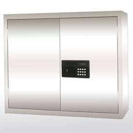 Keyless Electronic Stainless Steel Storage Cabinet
