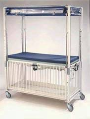 Kilmer ICU Child Crib Gatch  Trendelenburg