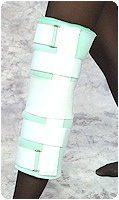 12in Knee Immobilizer Patella with Strap