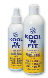 Kool N Fit Pain Relieving Spray