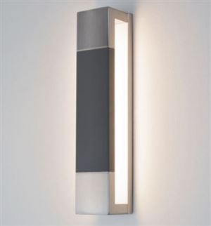 LED Bold Geometric Hospital Sconce