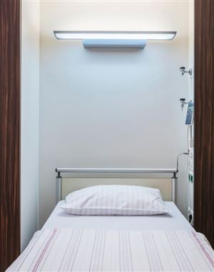 LED Contempo 36in Patient Room Overbed Light