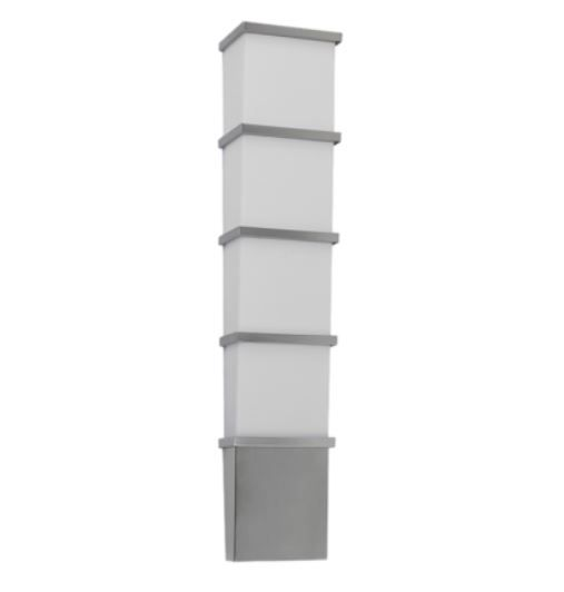LED Dramatic Tiered Hospital Senior Care Sconce