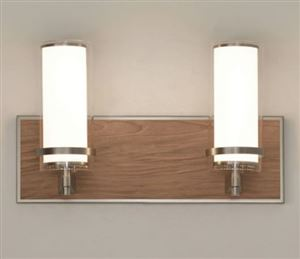LED Modern Vanity Light Glass in Glass