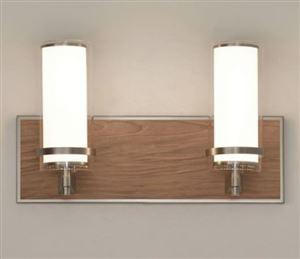 LED Modern Vanity Light Glass in Glass