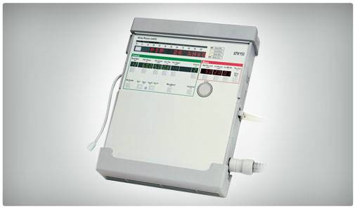 LTV 950 Pulmonetic Ventilator Refurbished
