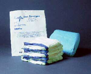 Latex Free Lap Sponges