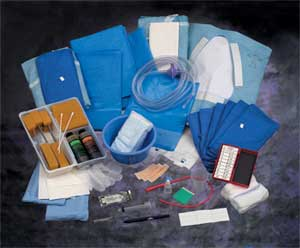 Laparoscopy Tray