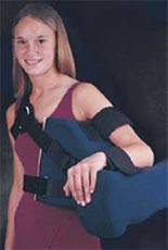 Large Shoulder Abduction Pillow w/ Harness