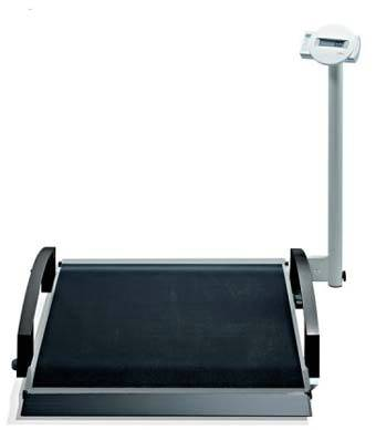 Seca Electronic Wheel Chair  Scale Wheels