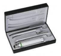 Laryngoscope Set, LED Light 3.5V