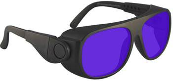 Laser Safety Glasses (ADJ PLA-BG3)