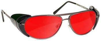 Laser Safety Glasses AVIATOR-AA