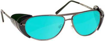 Laser Safety Glasses AVIATOR-BG38