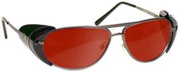 Laser Safety Glasses AVIATOR-YAGD