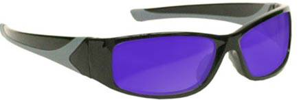 Laser Safety Glasses WRAP-BG3