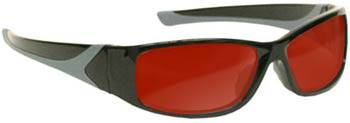 Laser Safety Glasses WRAP-YAGD