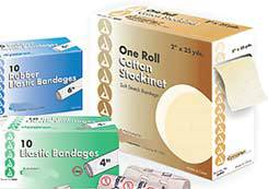 Latex Free Elastic Bandages