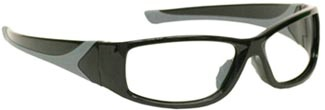 Leaded Prescription Safety Glasses (S WRAP)