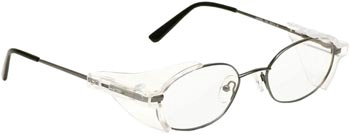 Leaded Prescription Safety Glasses (TITAN)