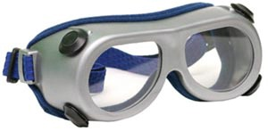 Leaded Prescription Safety Goggles