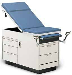 Exam Table w/ Adjustable Length