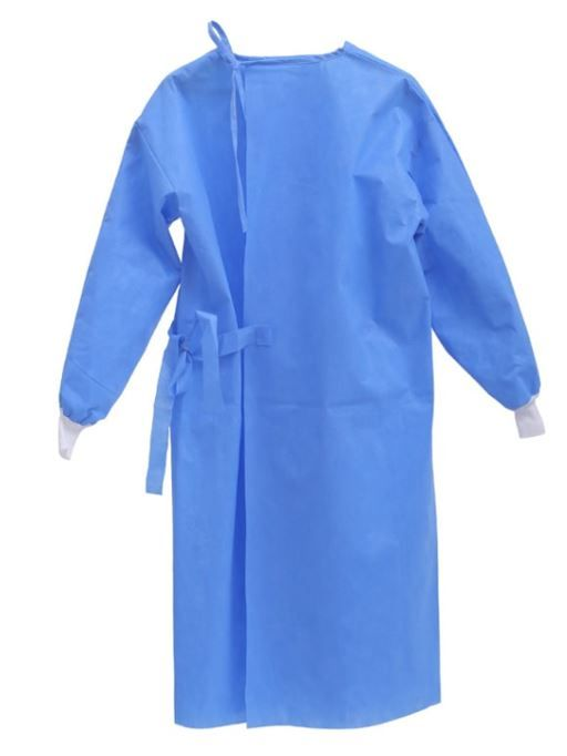 Level 1 Isolation Gowns 140case