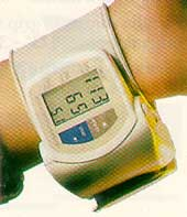 LifeSource HealthWatch Wrist Style Blood Pressure Monitor