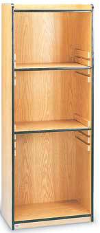 Storage Cabinet w/ Adjustable Shelves