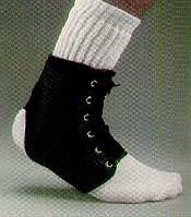 Lightweight Elastic Ankle Support