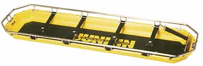 Lightweight Plastic Splint Stretcher